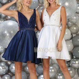 New Formal prom gown. Homecoming party dress
